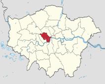 London Borough Westminster