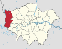 London Borough Hillingdon