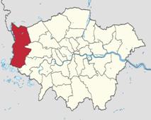 London Borough Hillingdon