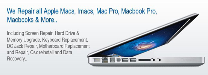 Apple Mac Repairs by Euroland IT Services