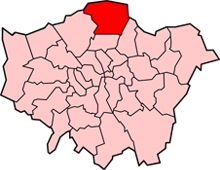 London Borough Enfield