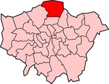 London Borough Enfield