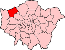 London Borough Harrow