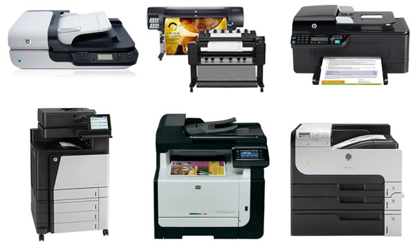 Printer Photocopier Repairs in Northampton