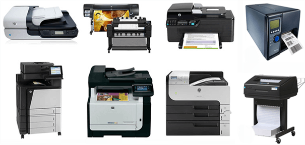 Printer Photocopier Repairs in Shalfleet