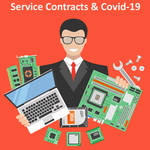 Service Contracts and Covid19